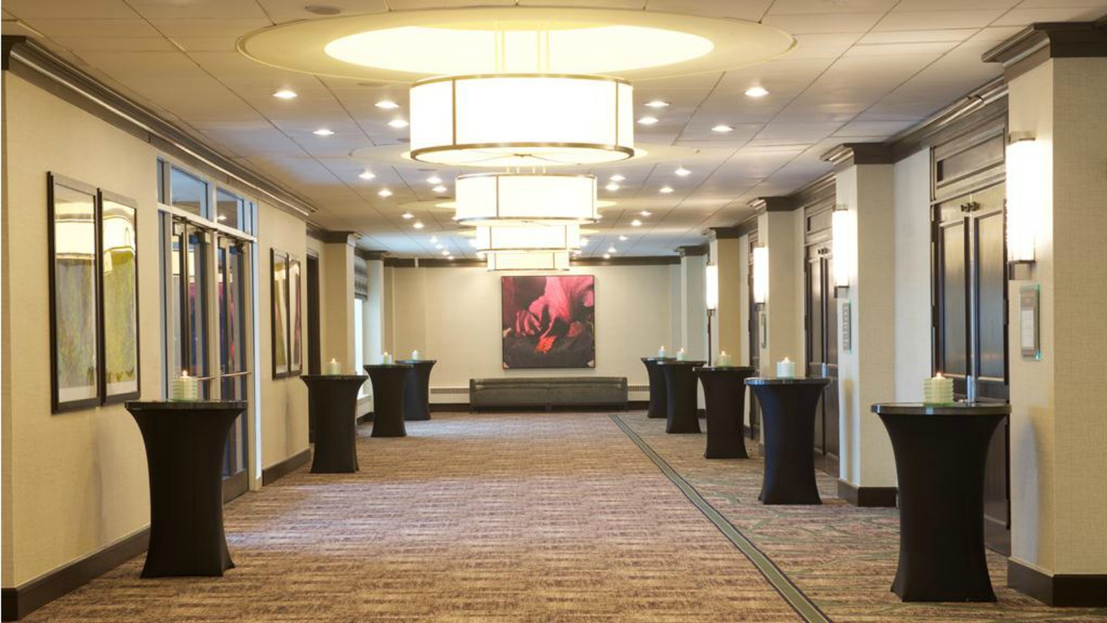 The Westin Princeton At Forrestal Village - Salon Foyer