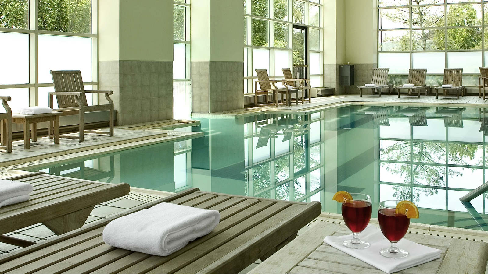 Indoor Pool | The Westin Princeton at Forrestal Village