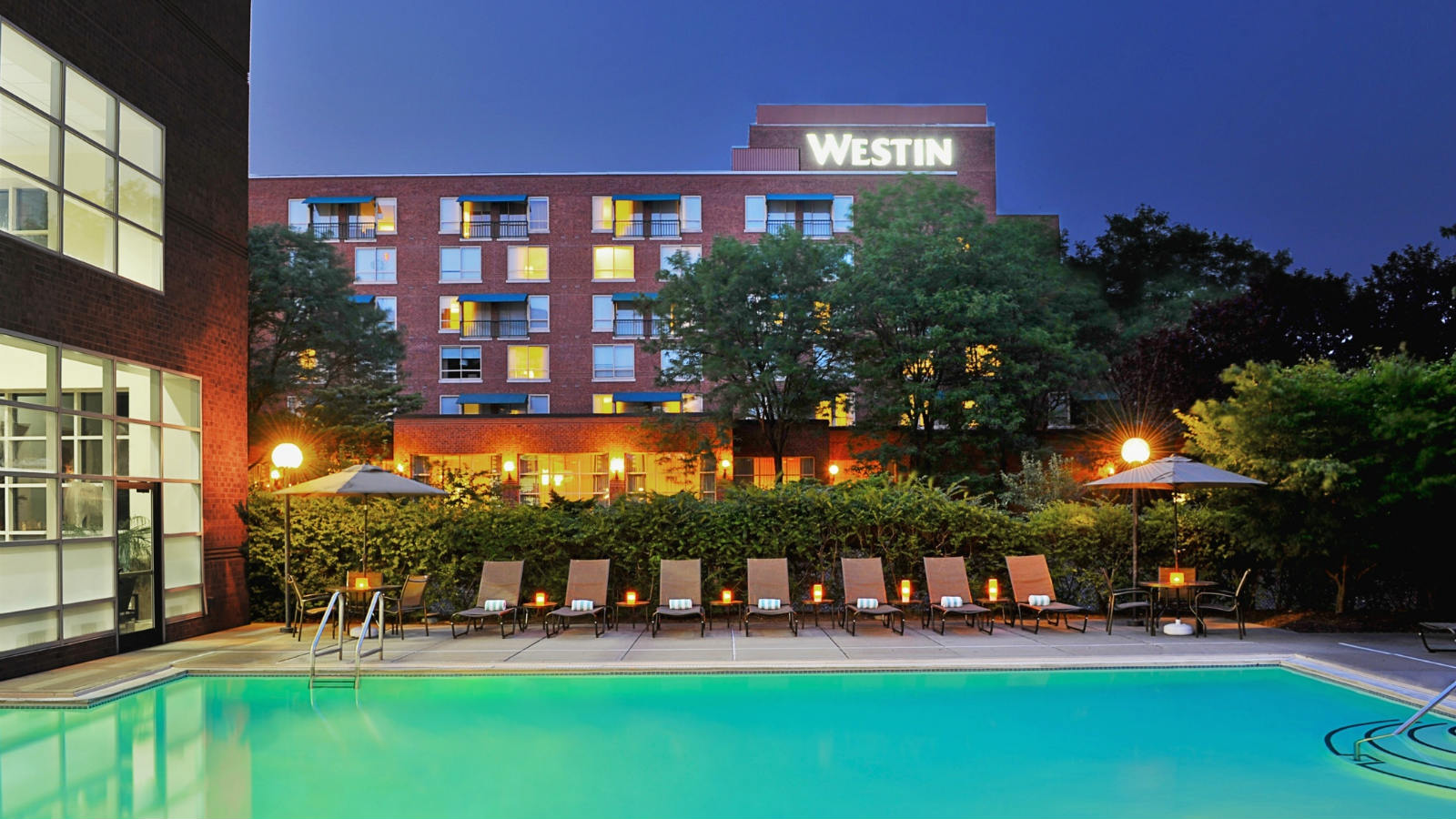 Exterior | The Westin Princeton at Forrestal Village